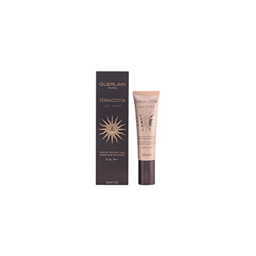Guerlain Terracotta Joli Teint Naturel, sonnenschutz Make-up, 1er Pack (1 x 0.03 l)