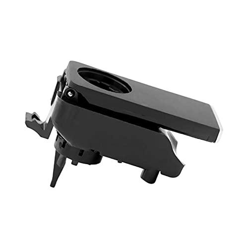 YANGLI WanLiTong Ajuste para Mercedes Benz W204 W212 C200 Caja de Compartimiento de Guantes del Coche Interruptor de Tapa Agarre el Agujero de Bloqueo (Color : Black)