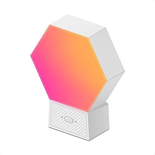 LifeSmart Smart LED Light Panels Cololight Color Changing Mood Lighting with 16 Million RGB Colors Work with Apple Homekit, Alexa, Google Assistant (Plus)