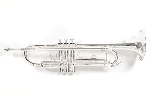 Roy Benson Bb Trompete MOD.TR-202S versilbert, inkl. Etui