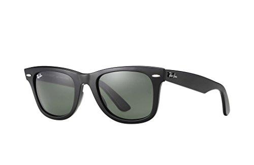 Ray-Ban Unisex RB2140 Original Wayfarer Polarized Sunglasses 50 mm