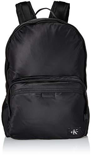 Calvin Klein Men's CAMPUS BACKPACK, black, NO SIZE