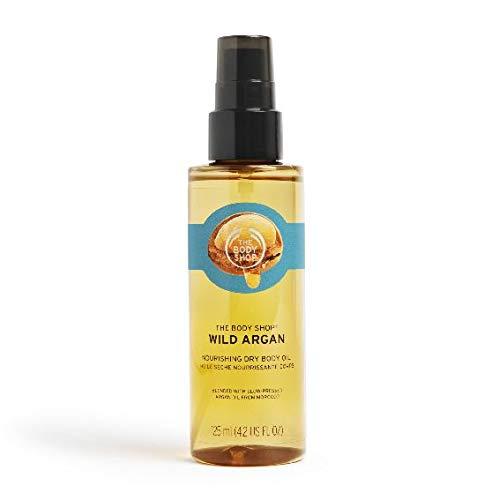 The Body Shop Wild Huile d'argan vierge pour corps 125 ml