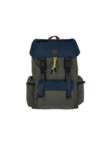 ECOALF Rucksack Wild Sherpa Khaki Unisex, Grün One size