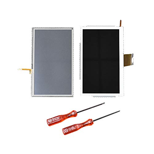 LCD Display Screen Replacement FOR Wii U Gamepad Repair Part+Touch