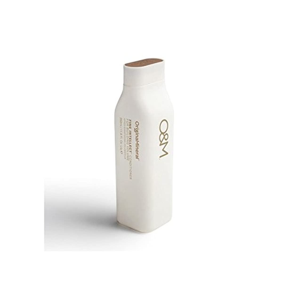 アクセスできないベッド勝利オリジナル&ミネラル細かい知性コンディショナー(350ミリリットル) x2 - Original & Mineral Fine Intellect Conditioner (350ml) (Pack of 2) [並行輸入品]