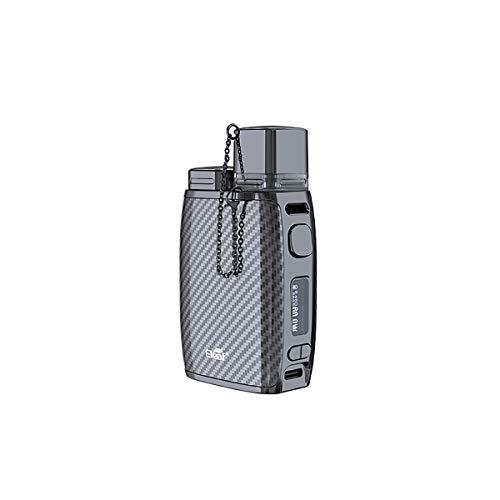 Kit original Eleaf Pico Compaq 3.8ml Pod Atomizer 3.8ml Pod Atomizer 0.4ohm GTL Mesh Coil Fit 18650 Batería 60W Cigarrillo electrónico Vaporizador Vape