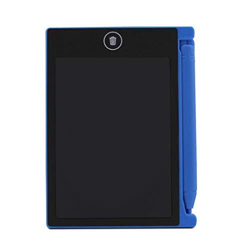 Mengonee 4.4 Pulgadas LCD Digital Tableta de Dibujo Bloc de Notas de los Niños del bebé educativos para la Primera Junta de Escritura electrónica