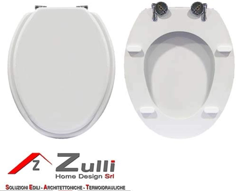 Toilet Seat Compatible with Erica Hatria F 182 White Fridge