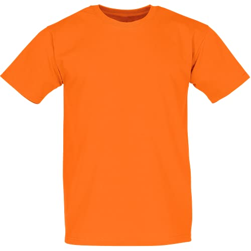 Fruit of the Loom - Classic T-Shirt 'Value Weight' XL,Orange