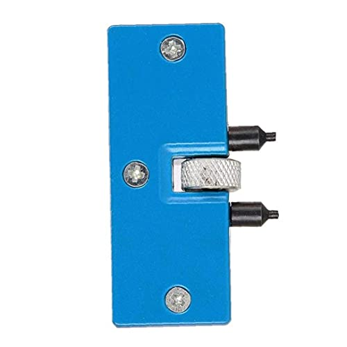 Klockfodral skydd öppnare borttagningsverktyg justerbar skruvnyckel för klockreparation av utbyte av batteri