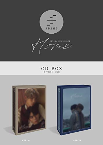 [Album]Home:1st Mini Album – JBJ95[FLAC + MP3]