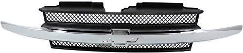 04 chevy trailblazer grille - 3