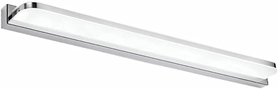 VOSAREA Front Light Led Bathroom White [Alternative dealer] 4 Vanity 7W Mirror SEAL limited product