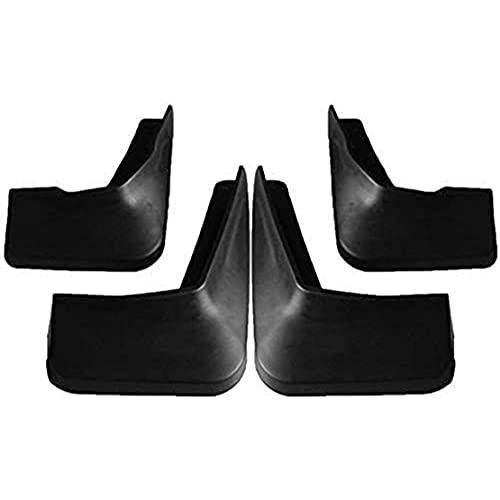 ZHFF 4 Pcs Coche ABS Salpicaduras Guardabarros, para Ford Escort Auto ProteccióN Cubierta Delantero Trasero Mudguards Stylling Accesorios
