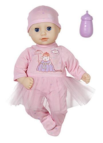 Zapf Creation 705728 Baby Annabell Little Sweet Annabell 36 cm Weiche Puppe mit Schlafaugen