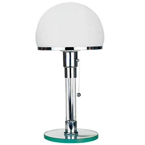 table lamp Designer lighting Replica Wilhelm Wagenfeld WG24 Bauhaus table lamp - the Bauhaus lamp