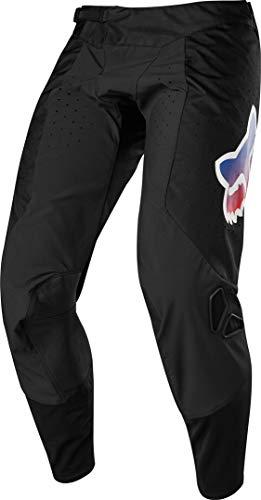 Fox Racing 2020 - Pantalones de aviación, 34, Negro