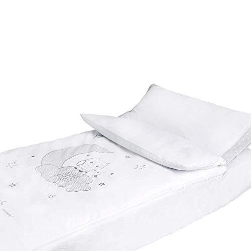 Pekebaby 10069098 8 Parure de lit pour berceau