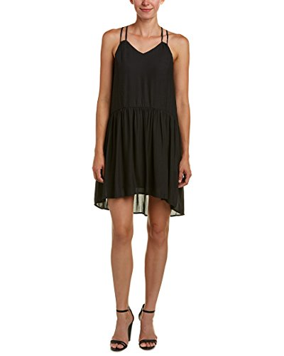 VERO MODA Women's Stella Tank Dress, Black, X-Small