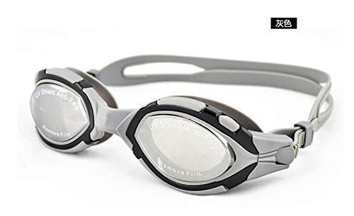 jsauwi Zwembril Zwembril Volwassen Zwembril Siamese HD plating adult