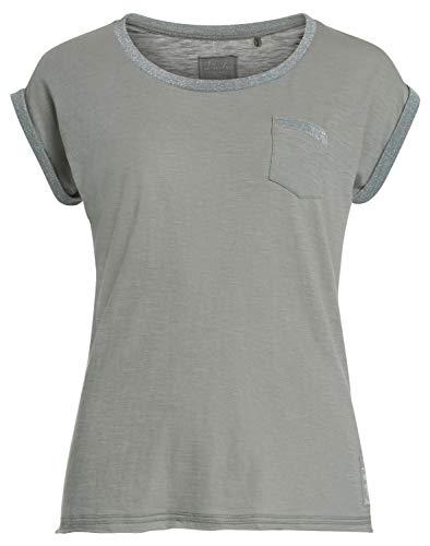 DAILY`S NOTHING`S BETTER BY S. W. B. Galina: Damen T-Shirt mit Lurex...