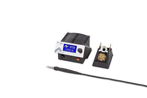 Ersa i-CON1V ESD Profi-Lötstation mit i-TOOL 150 W Auto-Standby kompatibel mit vielen weiteren Lötwerkzeugen, 1 Stück, 0IC1100V