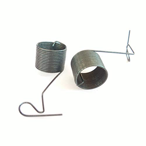 2Pcs Tension Check Spring for Domestic Sewing Machine Quilting Thread House Home All Series Models Handmade Craft Steel