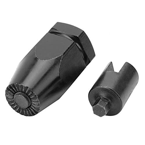 Juego de remaches Tuerca remachadora de tipo diverso Cabeza neumática Specialize Tuerca de remaches de aire para remachadoras neumáticas(Hexagonal clamp handle M8)