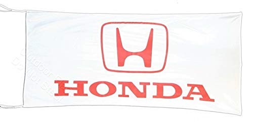 Cyn Flags Honda Auto Banner Flag Fahne Flagge 2.5x5 ft 150 x 90 cm