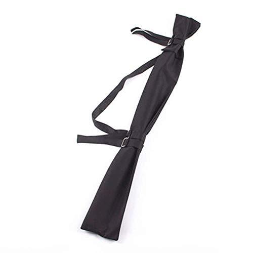 StMiYi Bolsa de esgrima,Espada Caso Bolsa de Almacenamiento Espada Caso Bolsa con Katana Soporte Espada Llevar Bolsa,Accesorios de Cosplay -Negro