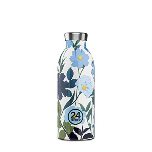 24Bottles Clima Bottle 500ml Morning Glory Bottiglia, Unisex Adulto, Multicolore, 500 ml