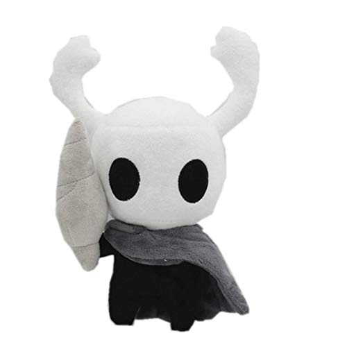 shenlanyu Juguete de Peluche Hollow Knight Plush Toy Game Stuffed Doll Cosplay Prop Baby Gift 30cm