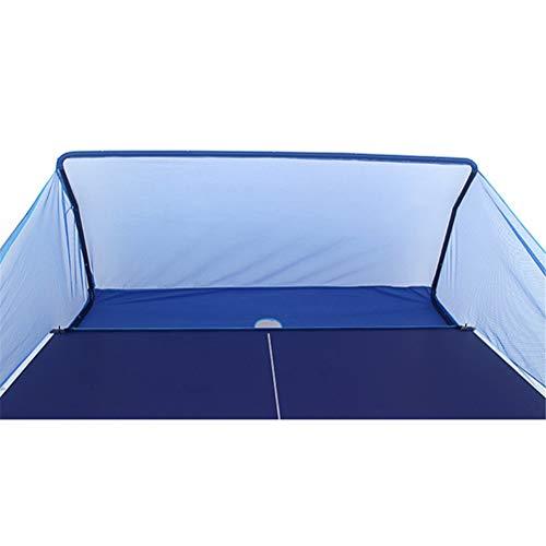 Hbao Pelota de Tenis de Mesa reciclada, Red de Captura, Pelota de Ping Pong, Recogida para Robots de Ping Pong, Accesorios de Tenis de Mesa de Entrenamiento de Tenis de Mesa