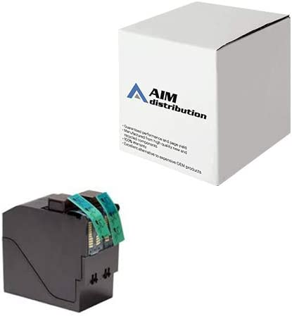 AIM Compatible Replacement for NeoPost IS-440/480 High Yield Red Inkjet (19500 Page Yield) (IS-INK4HC) - Generic