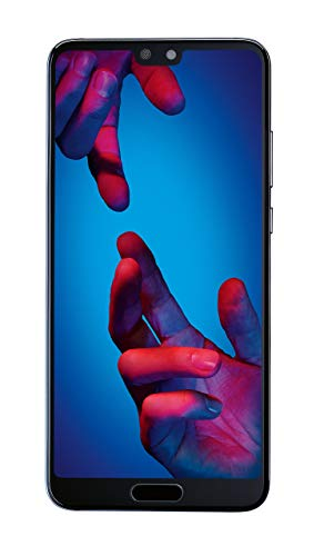Huawei P20  Smartphone, 128 GB, 4 GB, Azul (Midnight Blue) (West European Version)