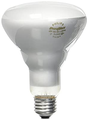 Philips 223032 Duramax 45-Watt Incandescent BR30 Flood Light Bulb 12-Pack