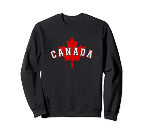 Canada Sweatshirt Cool Canadian Air XO4U Original