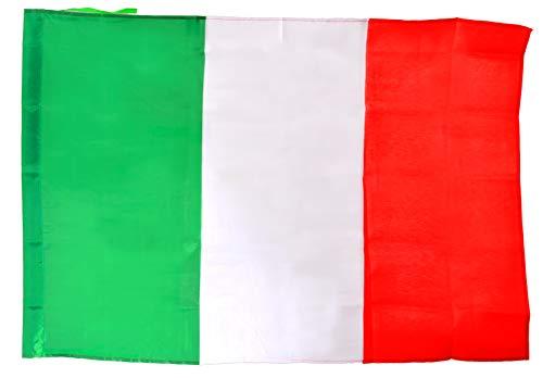 Vlag Italië XL stof groen wit rood 450 x 300 cm 22059
