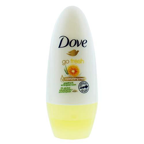 6 x DOVE Deodorant Women