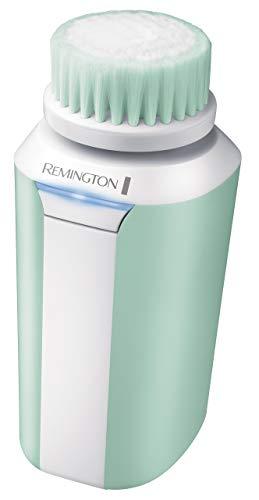 Remington Reveal FC500 Cepillo Limpiador Facial, Compacto, Rotacion y Vibración, Uso Seco y Mojado, Verde Claro