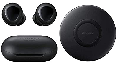 Samsung Galaxy Buds, Bluetooth True Wireless Earbuds (Wireless Charging Case Included) - US Version with Warranty