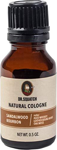 Dr. Squatch Cologne – all