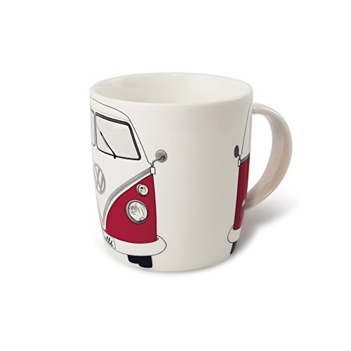 BRISA VW Collection - Volkswagen Furgoneta Hippie Bus T1 Van Taza grande...