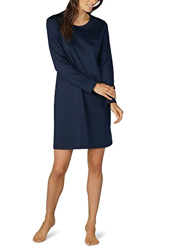 Mey Night Serie Sonja Damen Nachthemden Blau 46