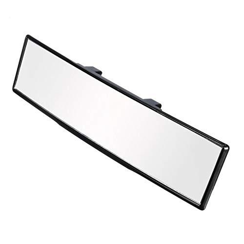 Auto 300Mm Car Rear Mirror Wide-Angle Rearview Mirror Auto Wide Convex Curve Interior Clip On Rear View Mirror Turobayuusaku