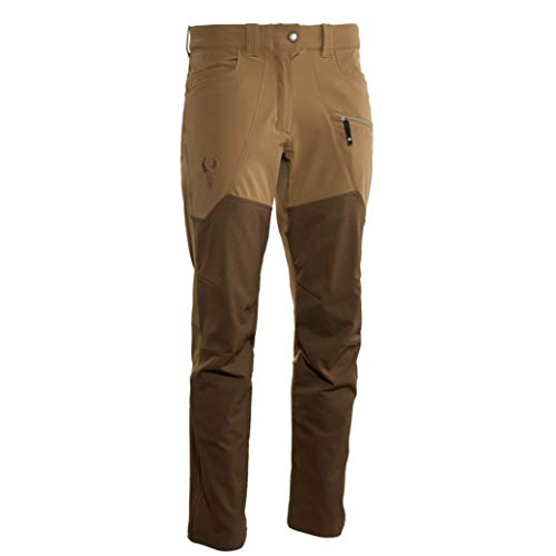 Badlands Huron Upland Pant - Water-Resistant Bird Hunting Pant, Earth, Large