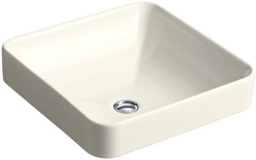 Kohler K-2661-96 Vox Square Vessel Above-Counter Waschbecken, einheitsgröße