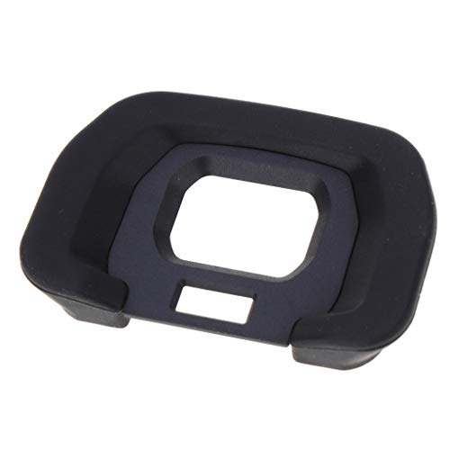 Gazechimp Replacement Viewfinder Eyepiece Eyecup for DC-GH5 DSLR Camera View Finder Protector Cover, Black