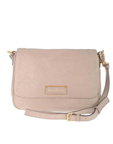 Marc Jacobs Leather Too Hot to Handle Tracker Tan New (Marc Jacobs Too Hot To Handle Handbag)
